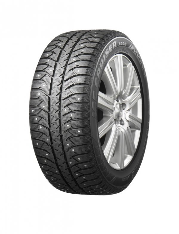 Шины 185/60R14 82T (Bridgestone IC7000) шип.