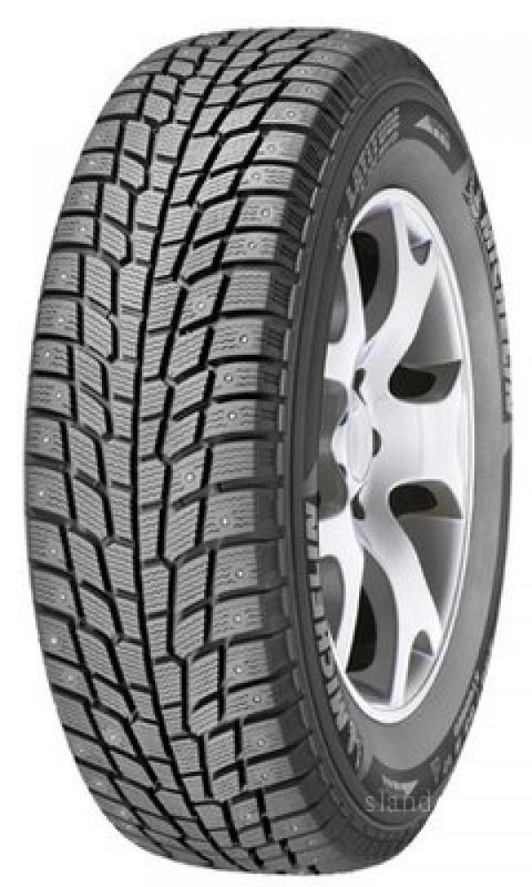 Шины 205/75R15 97Q (Michelin Latitude X-Ice NORTH) шип /Польша/